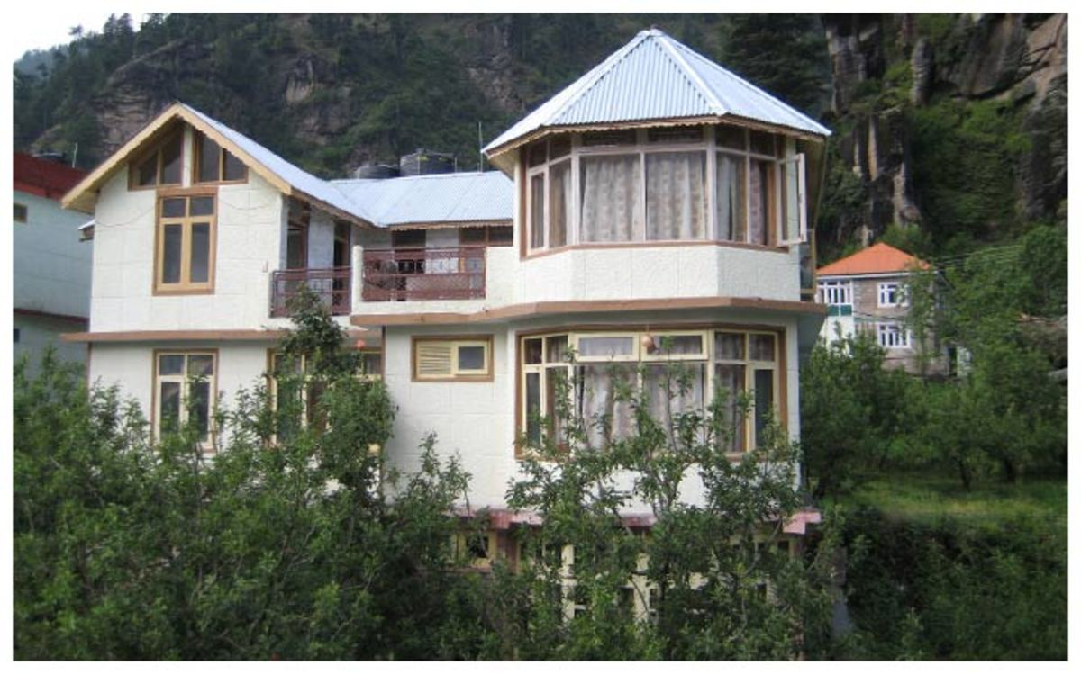 Village Heart Cottage Manali
