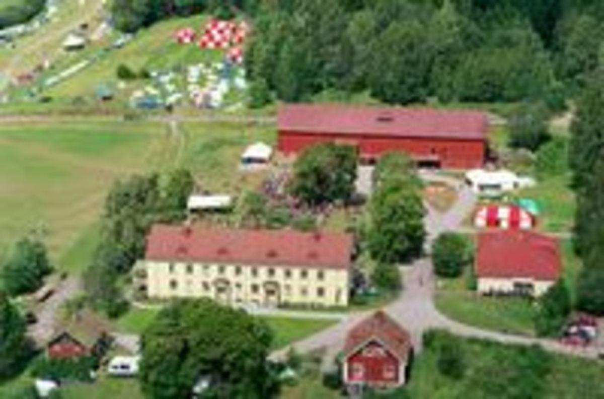 Angsbacka retreat centre, Sweden
