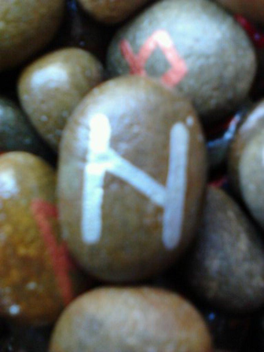 HAGALAZ Rune