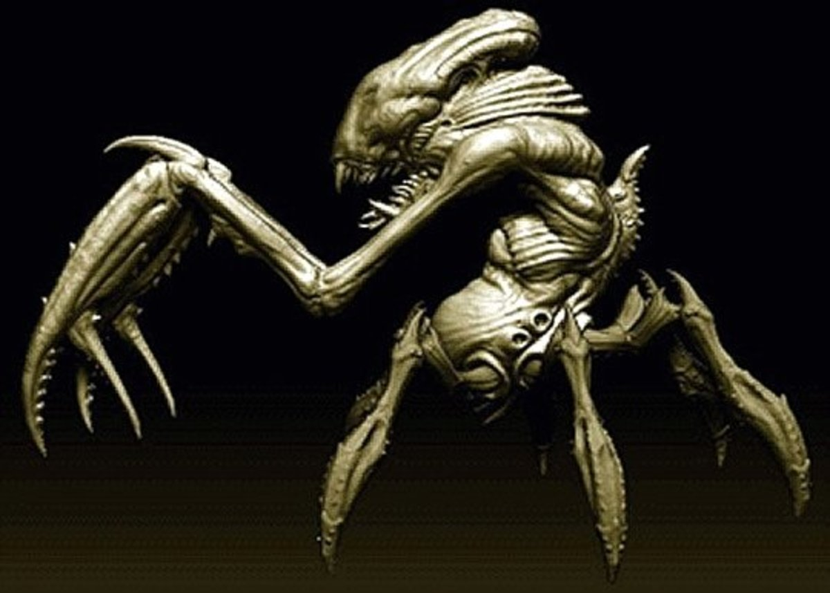THE MIST Movie Creatures!!!   HubPages