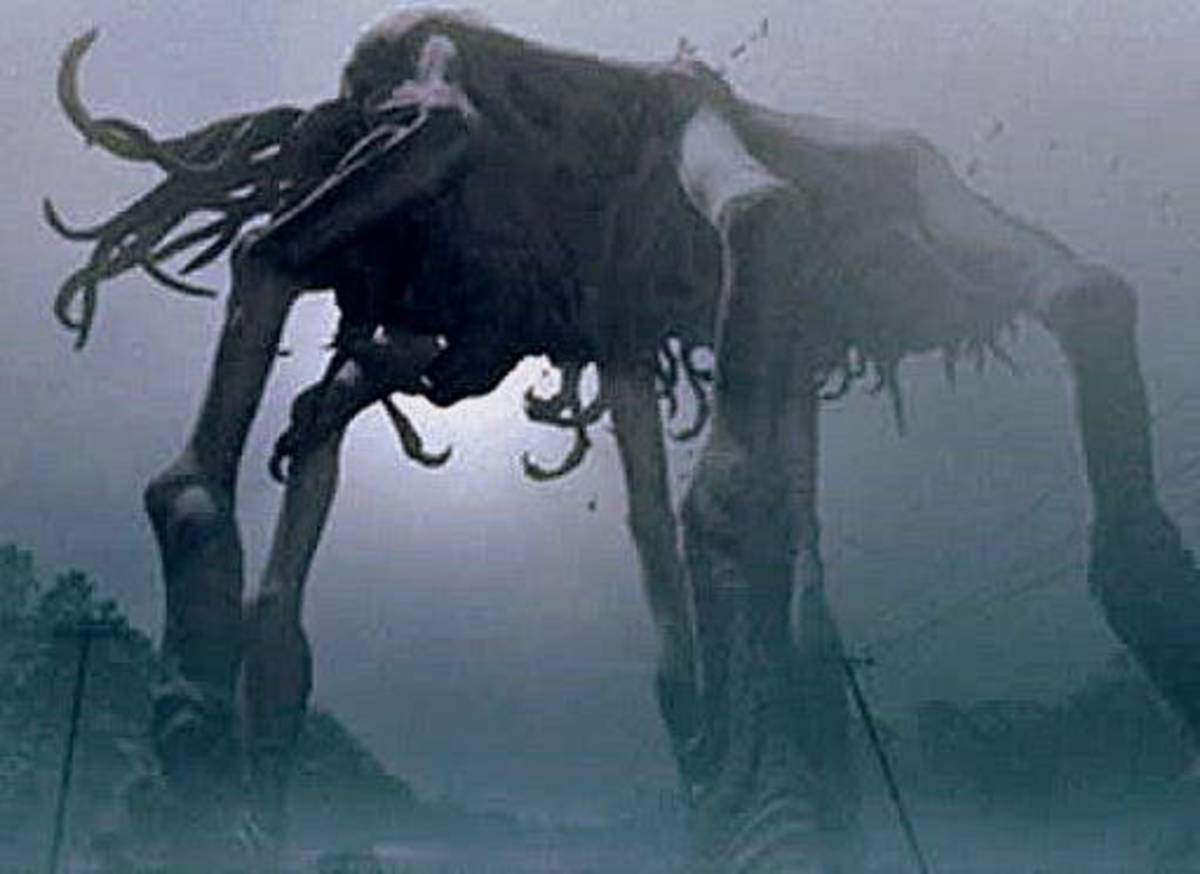 THE MIST Movie Creatures!!! | HubPages