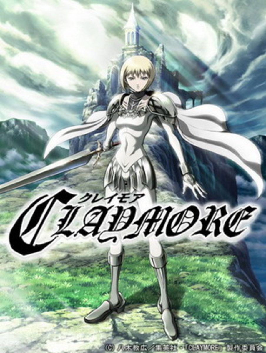 Claymore Clare