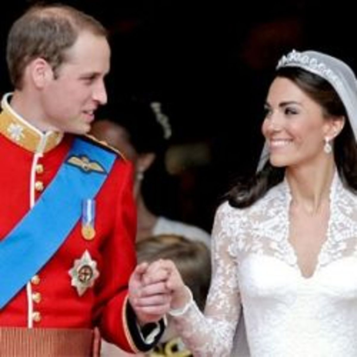 Will and Kate,  Harry and Pippa Middleton