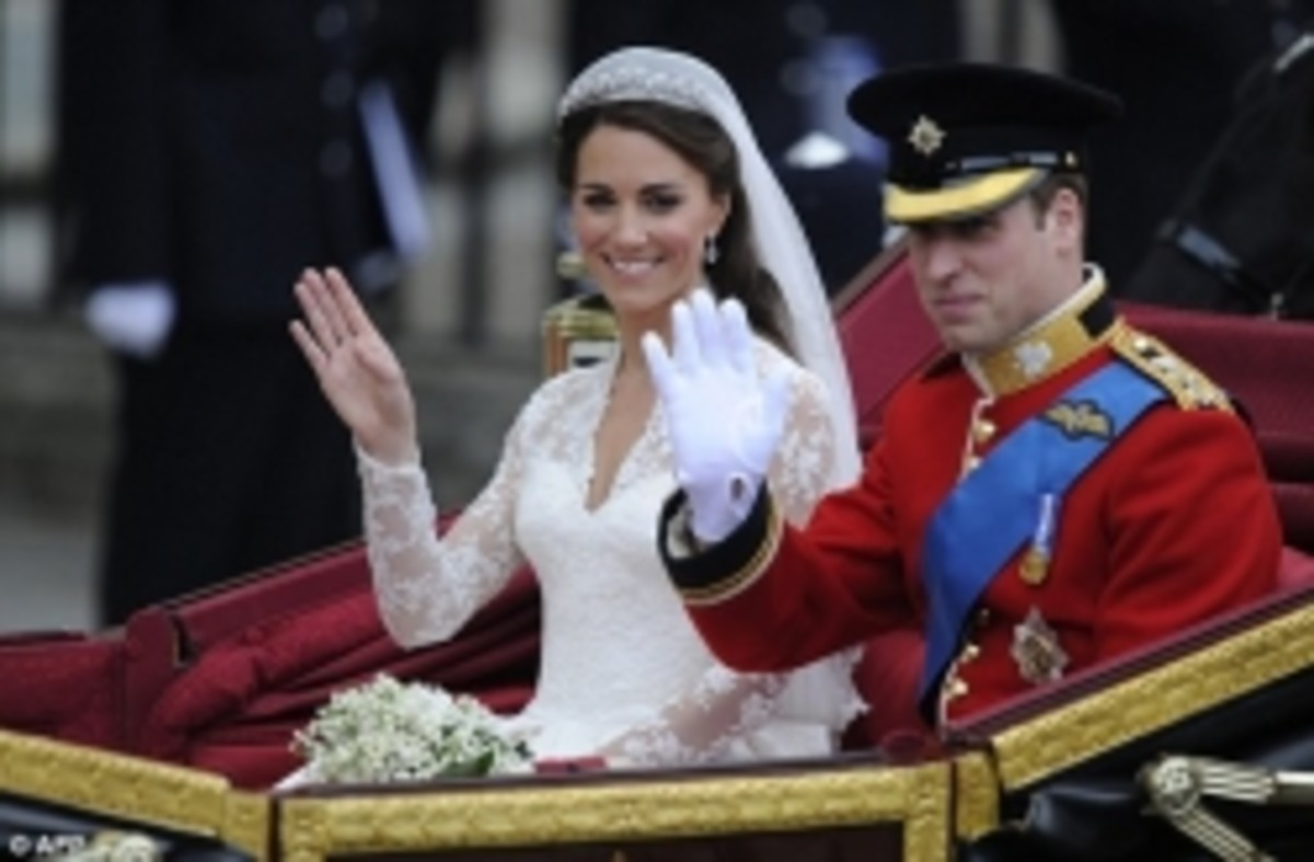 William and Catherine, The Duke and Duchess of Cambridge