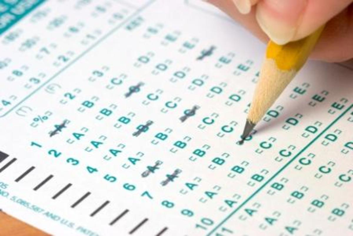The art of taking multiple-choice-question tests and how to get the right answers.
