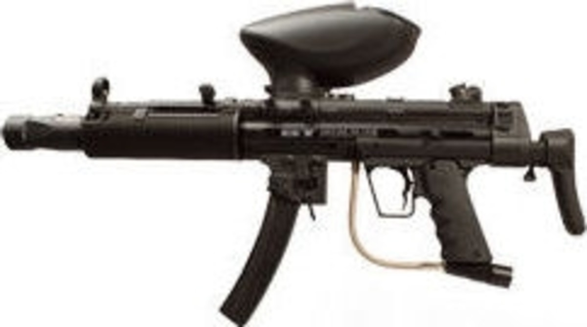 BT4 Delta Elite Paintball Gun