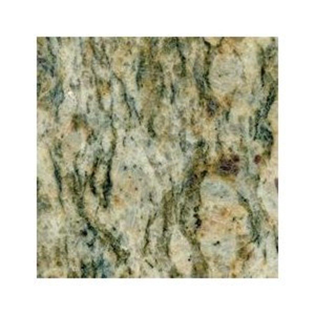 Granite Kitchen Countertop Giallo Cecilia Brazil