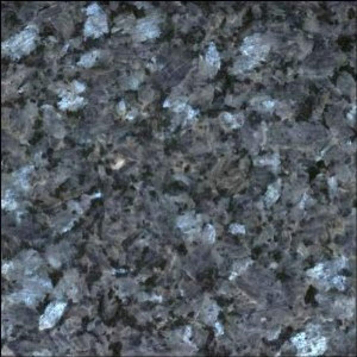 Granite Kitchen Countertop Blue Pearl Norway