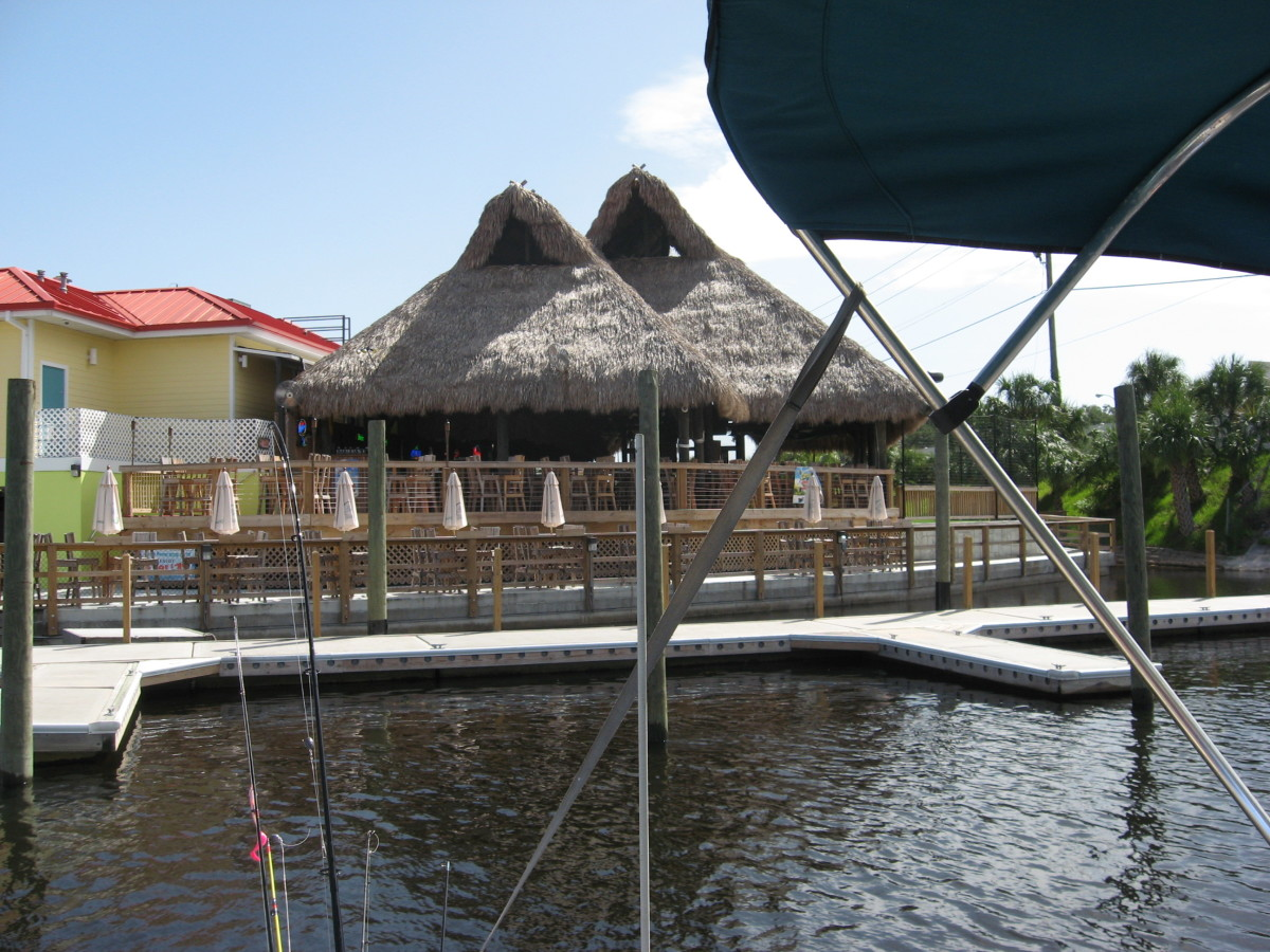 Rum River Bar and Grill.