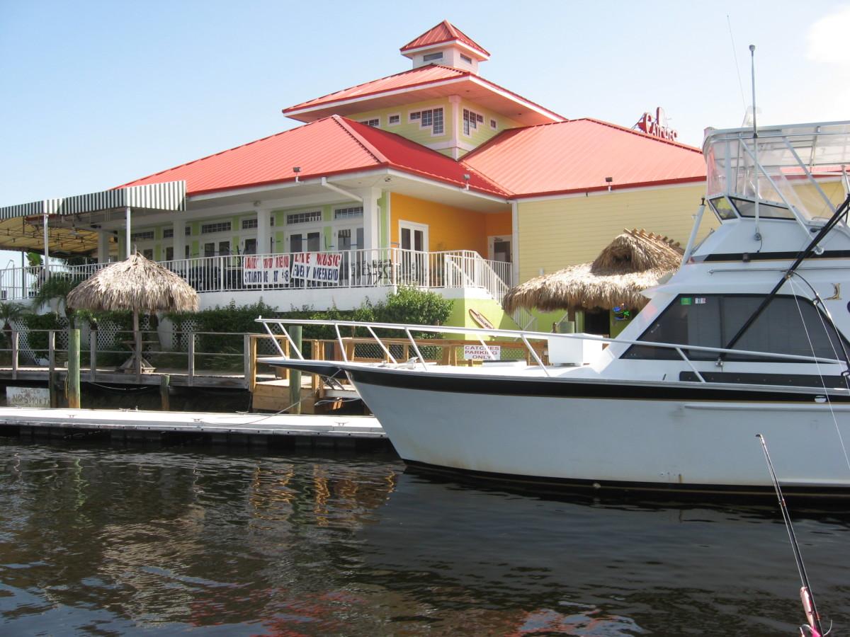Catches Restaurant In New Port Richey
