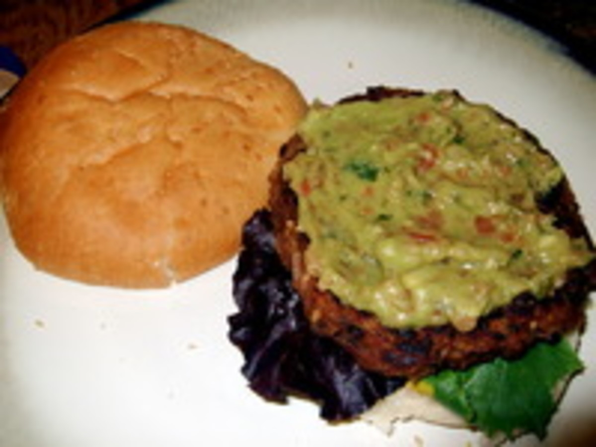 Best Ever Black Bean Burgers from Veganomicon