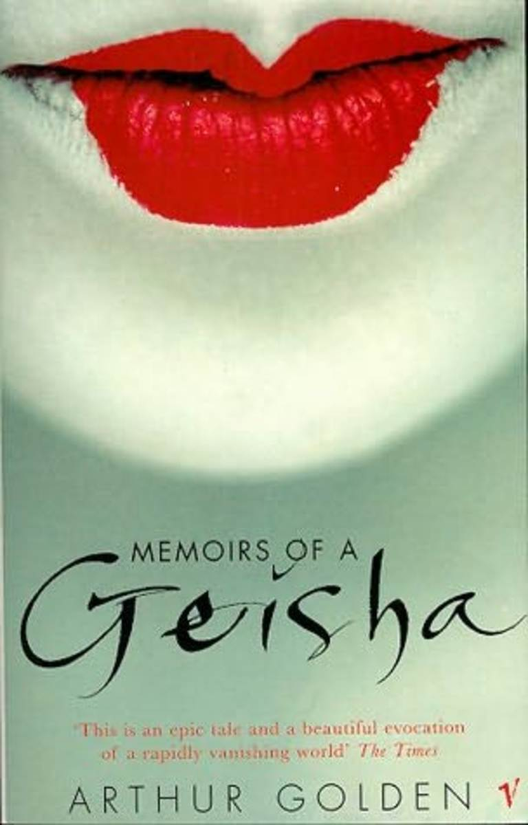 Book Review: Memoirs of a Geisha by Arthur Golden