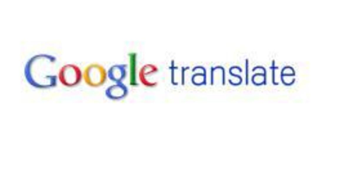 google translater