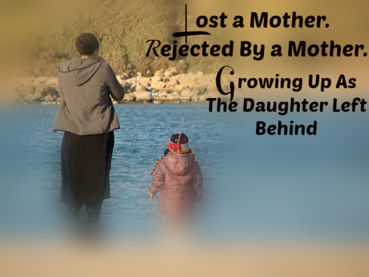Girls Growing up without a Mother - Mothers Without Mothers