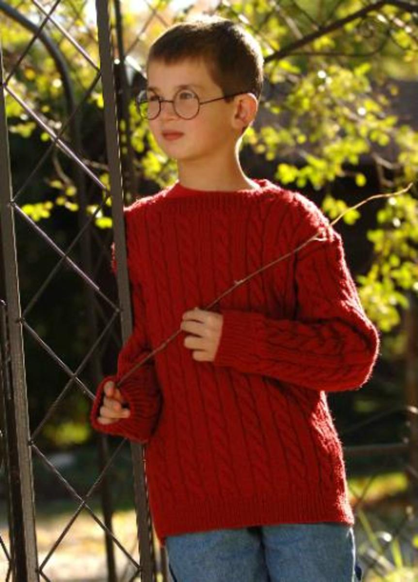 Harry Potter's Sweater