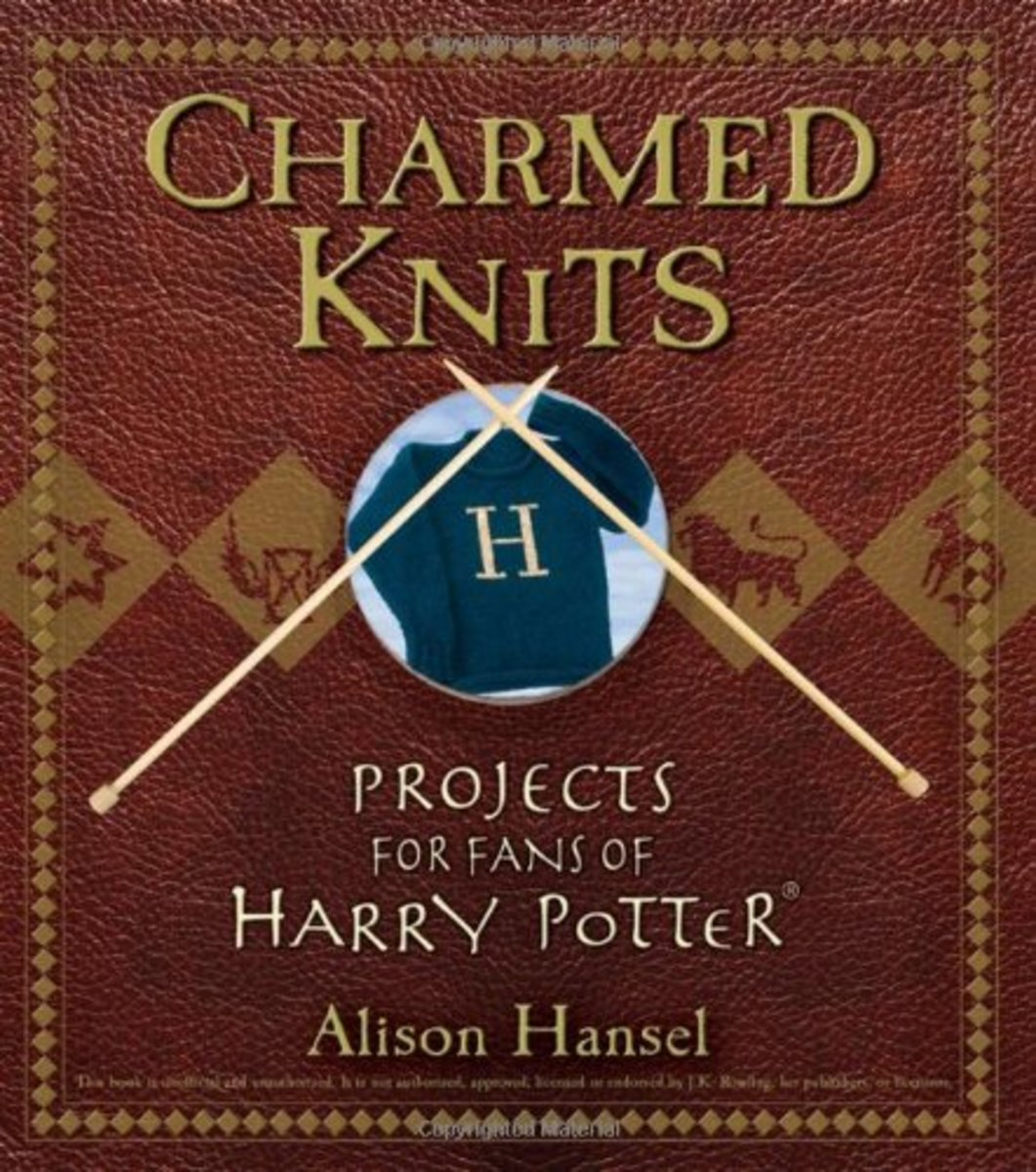 Charmed Knits Projects for Fans of Harry Potter