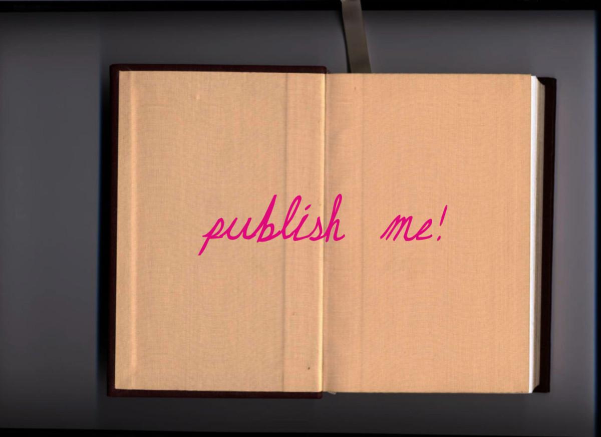 Self Publish a Book Step by Step using Lulu