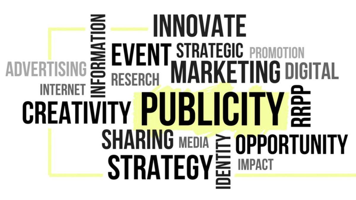 Publicity improves sales