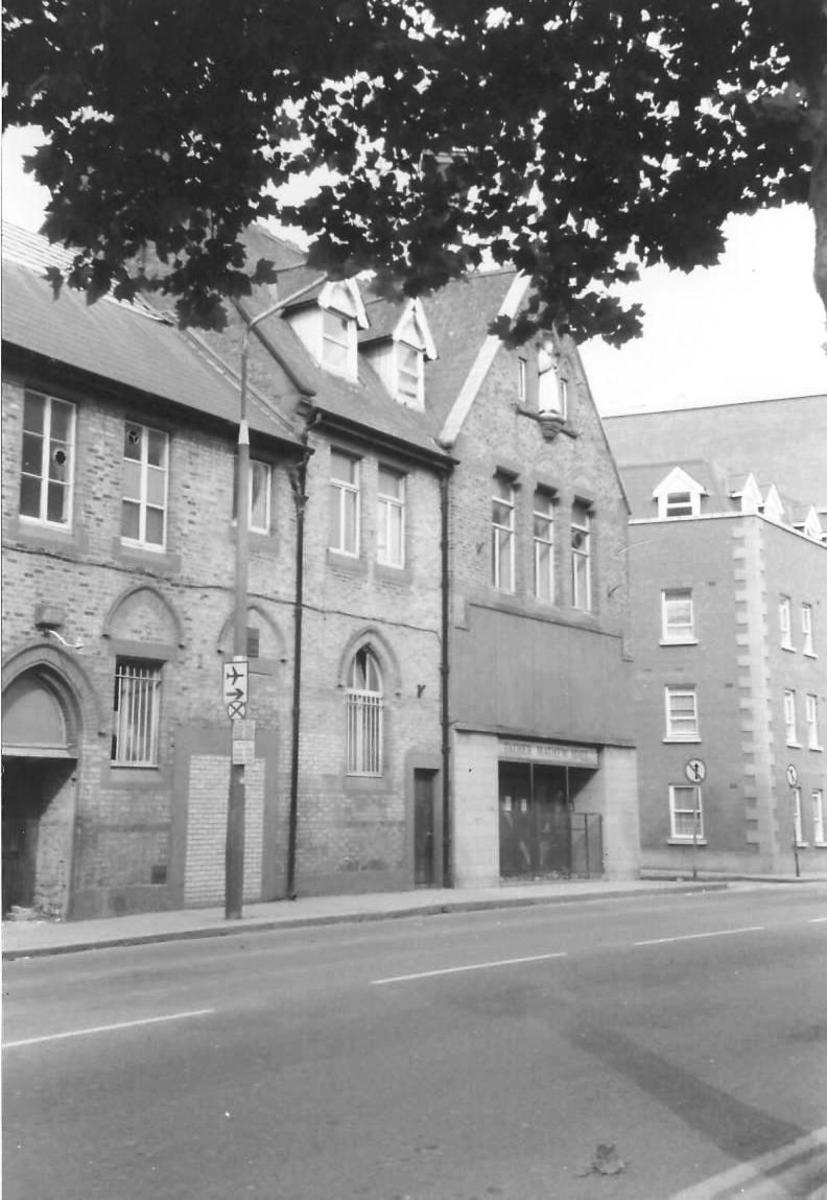 Father Mathew Hall in Dublin