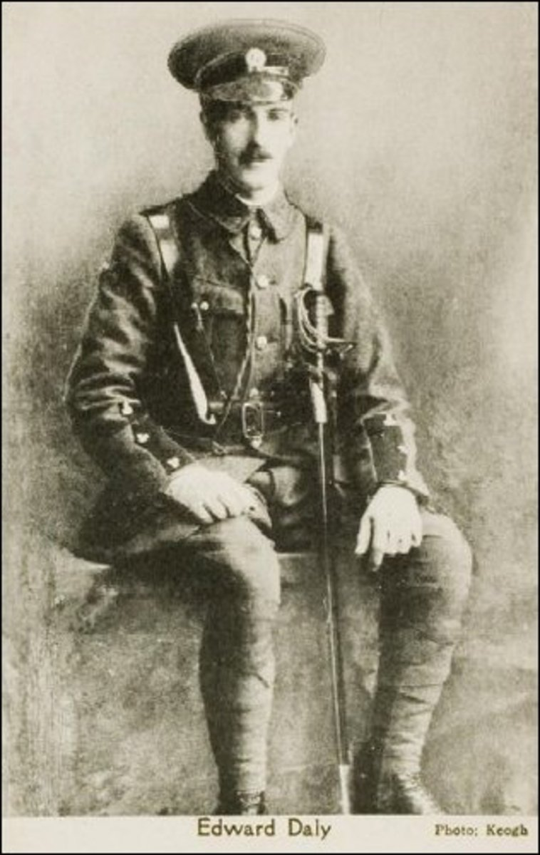 Edward Daly and The 1916 Easter Rising