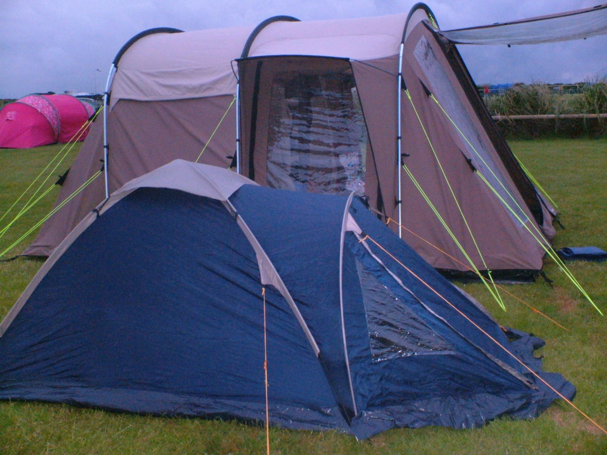 Outwell Yukon River 4 Tent