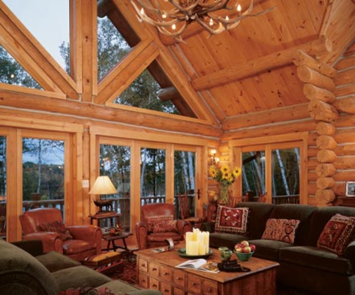 cedar wood ceiling from DuraGroove
