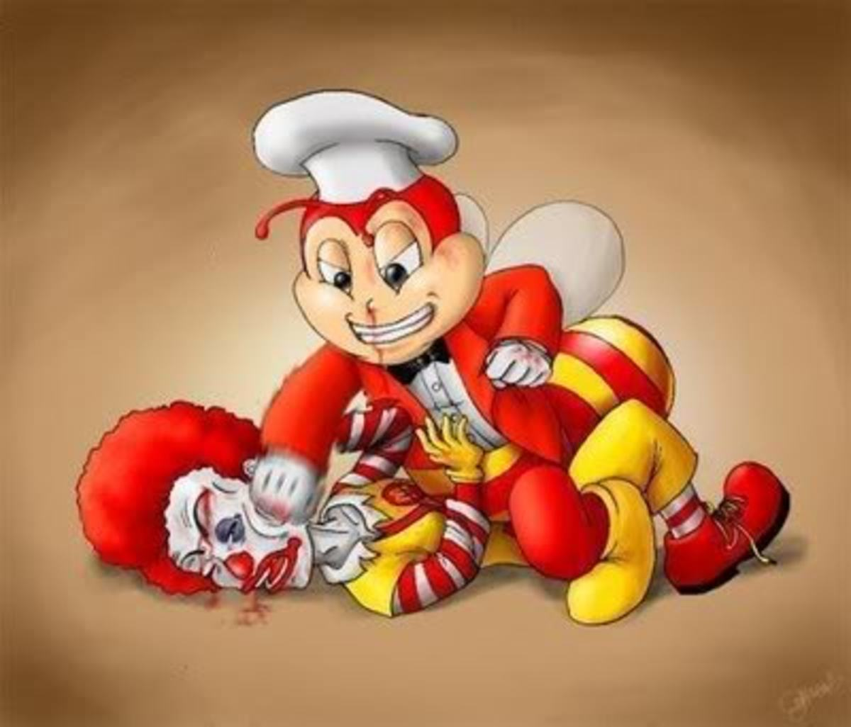 Mc Donalds vs Jollibee the top franchise business in the Philippines