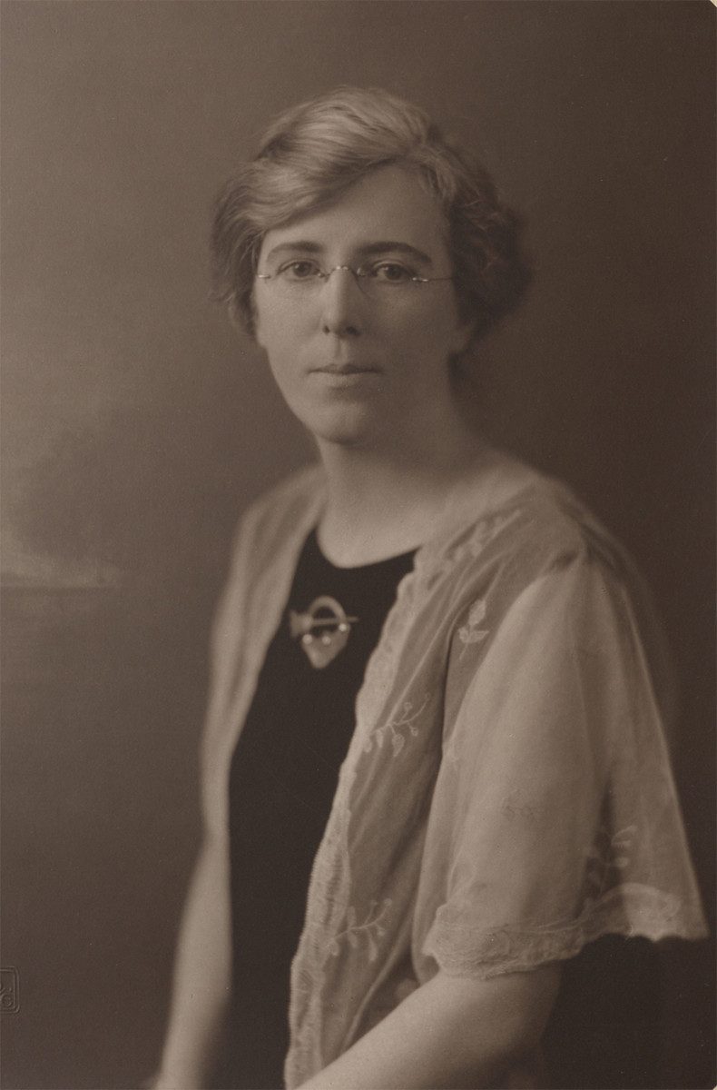 Kathleen Clarke in 1924 and her part in the 1916 Easter Rising