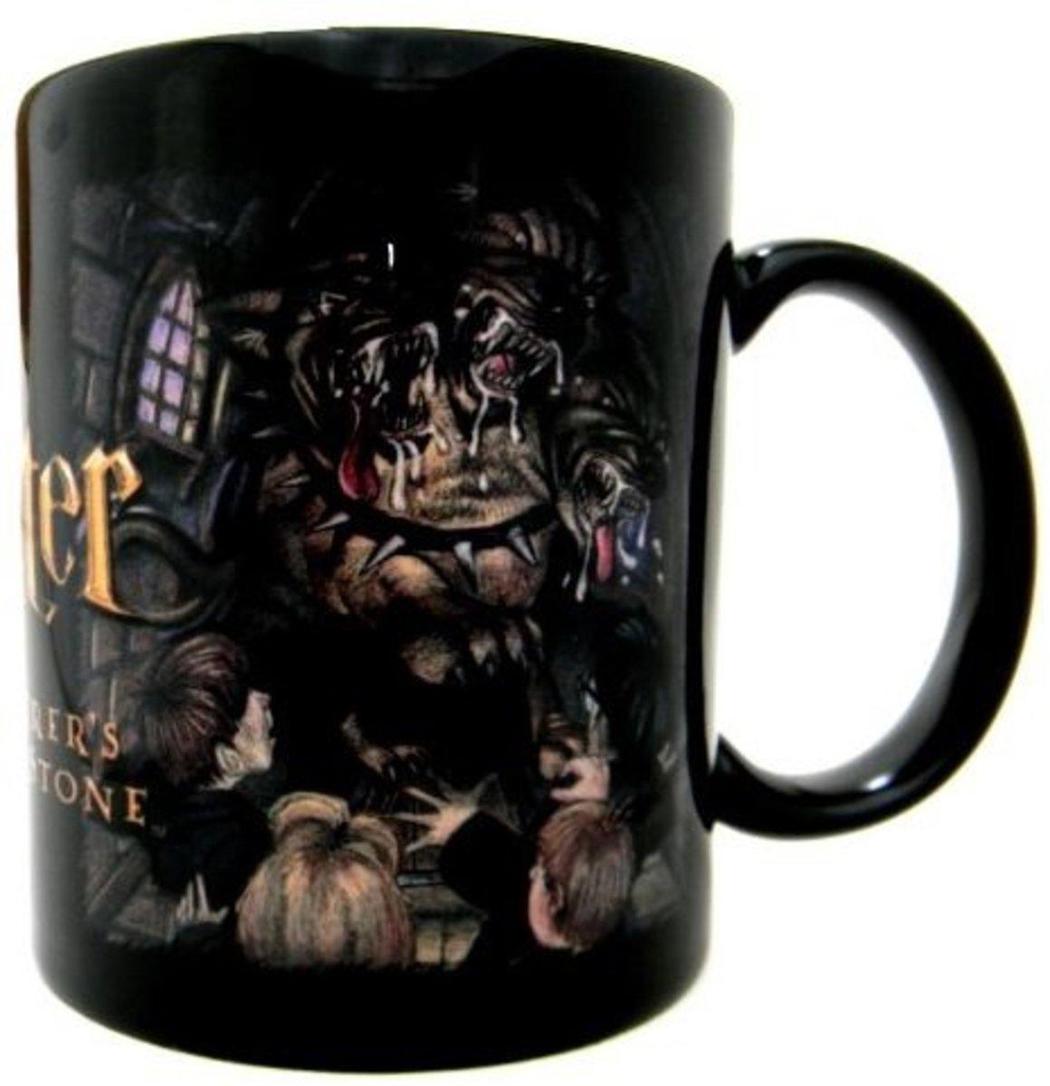 Harry Potter Fluffy Mug