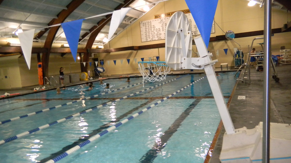 Juniper Swim and Fitness Center - Picture by Audrey Kirchner