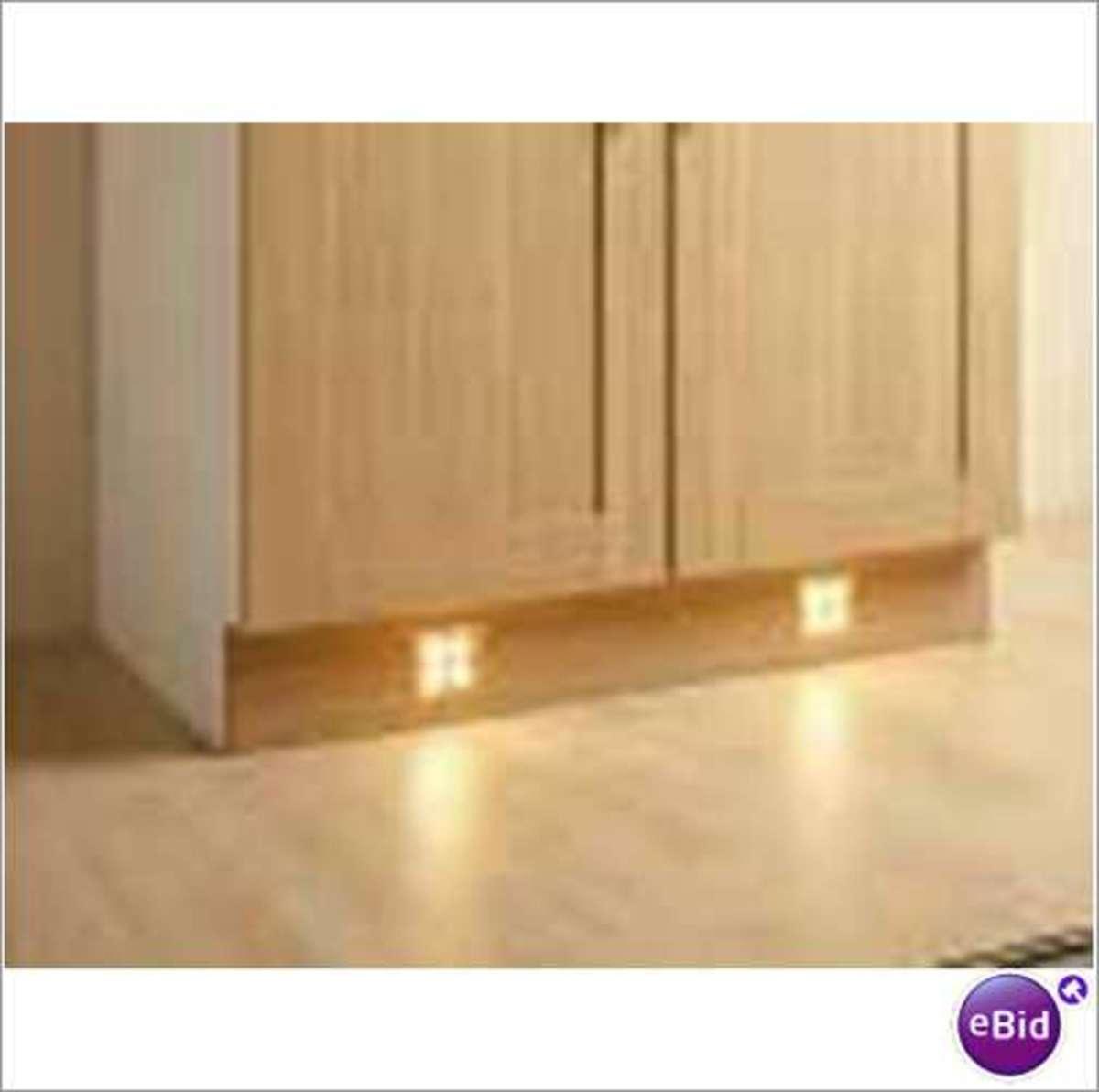 Halogen Lighting To Your Kitchen Flooring - Footing