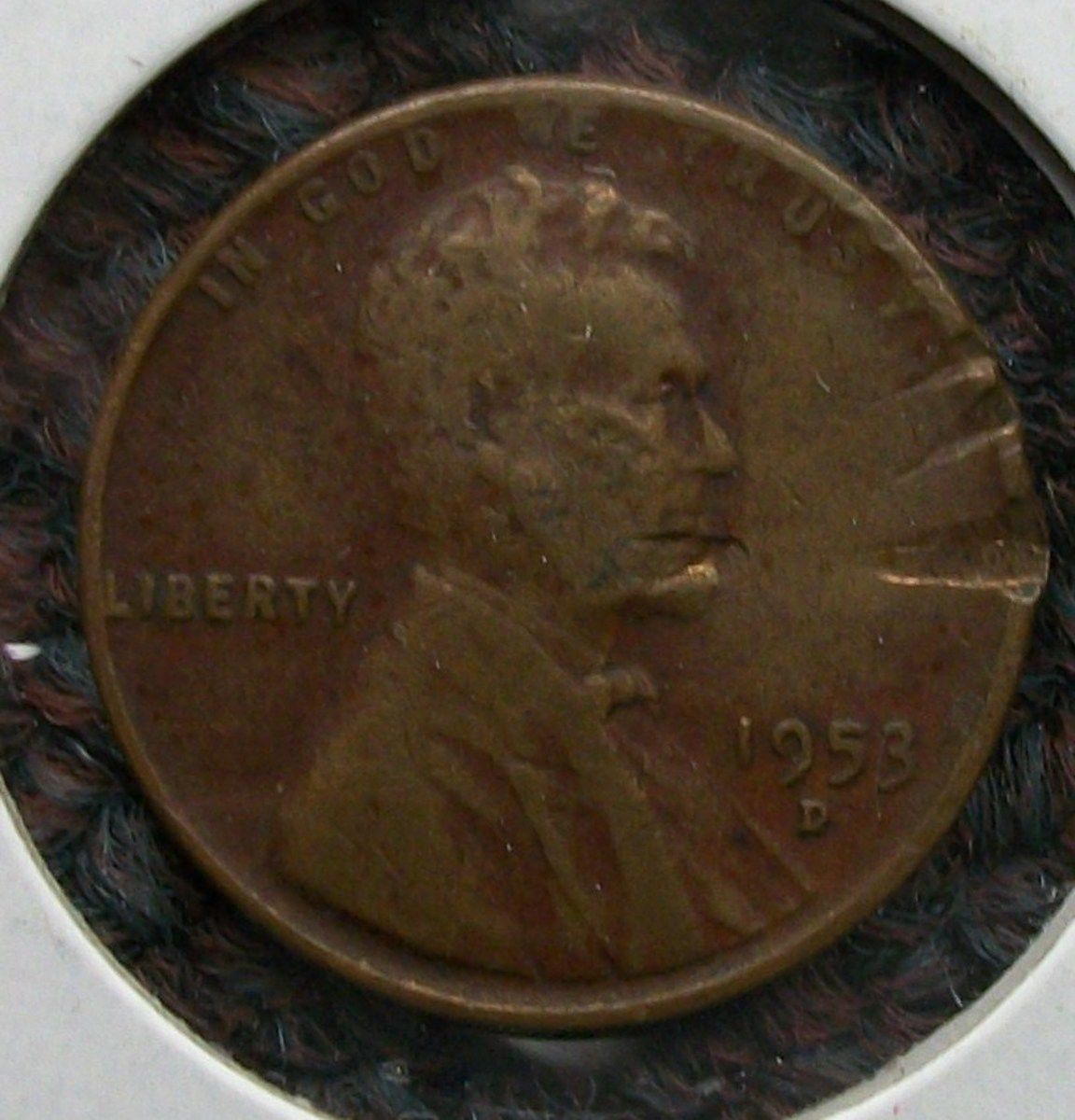 Close up Obverse...