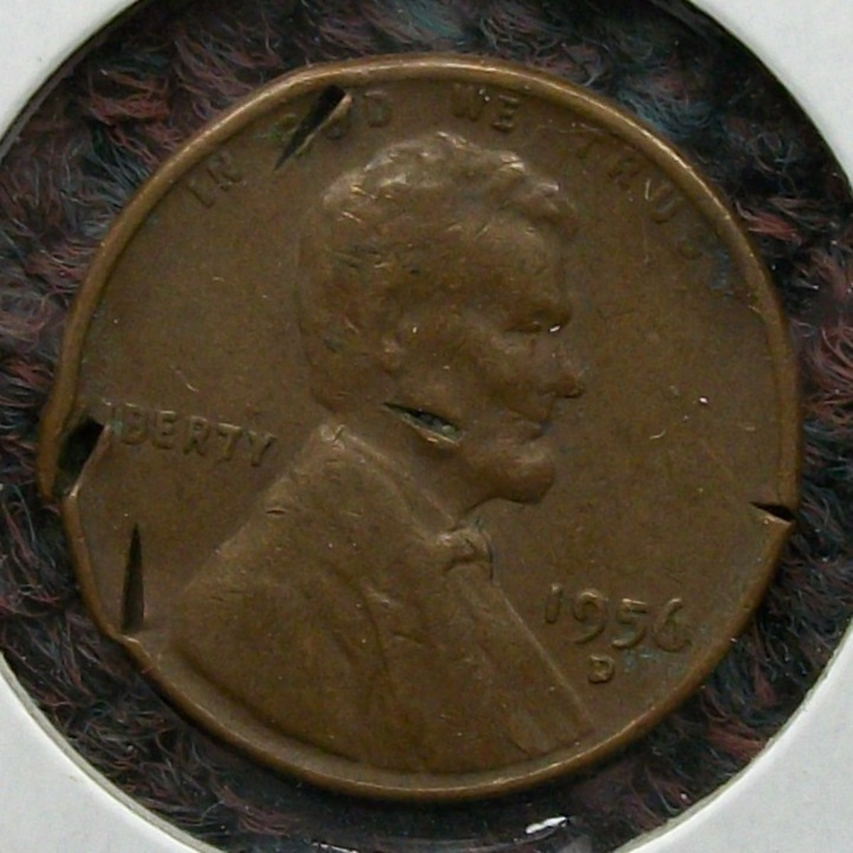 Close up of Obverse view...