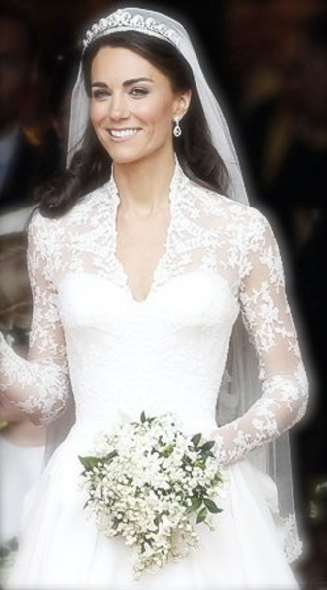Princess Kate Middleton: Choosing Your Wedding Dress
