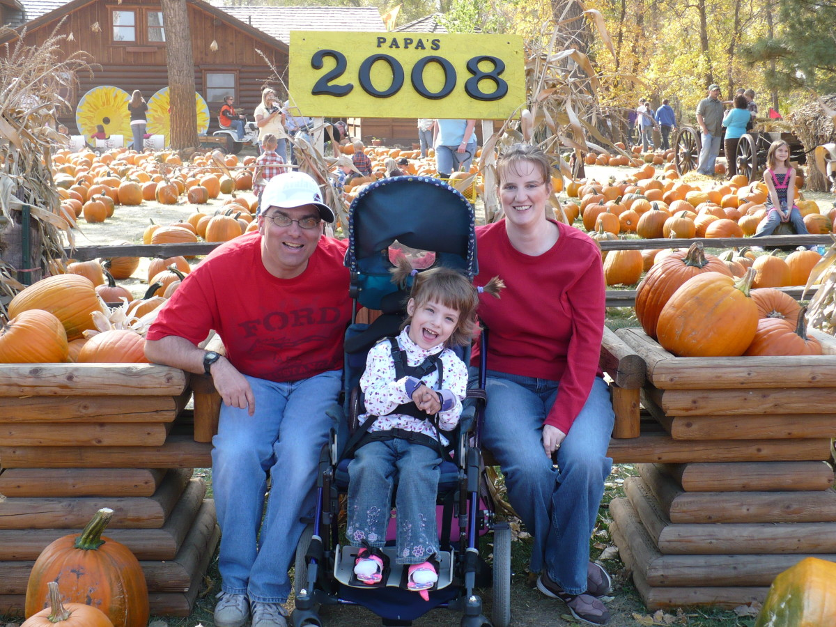 Papa's Pumpkin Patch is one of several family-oriented events held each year in Bismarck