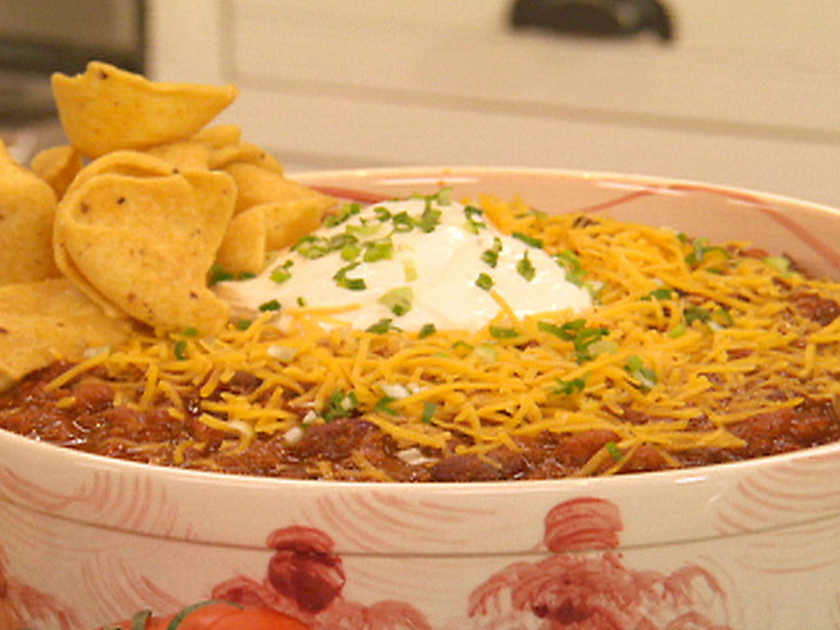 Here is truly the best chili on earth for you to make and enjoy.