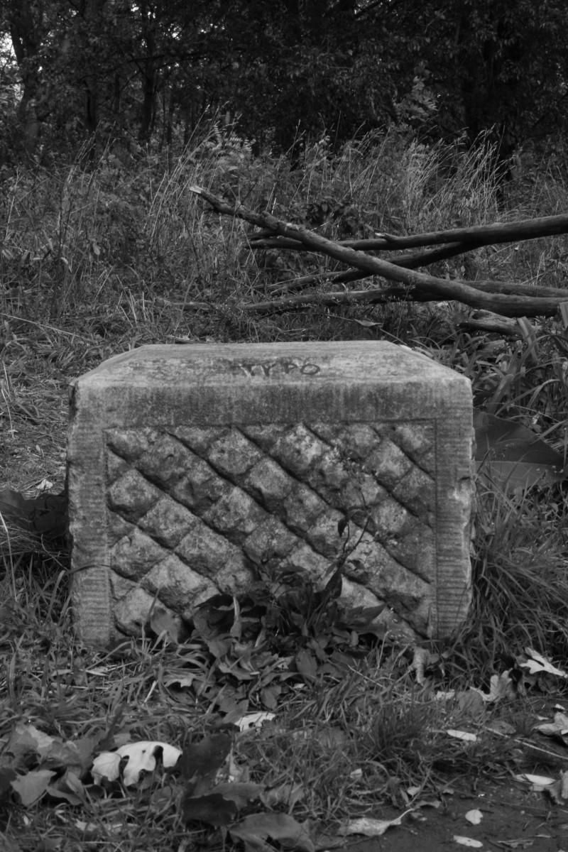 Headstone sans ghost