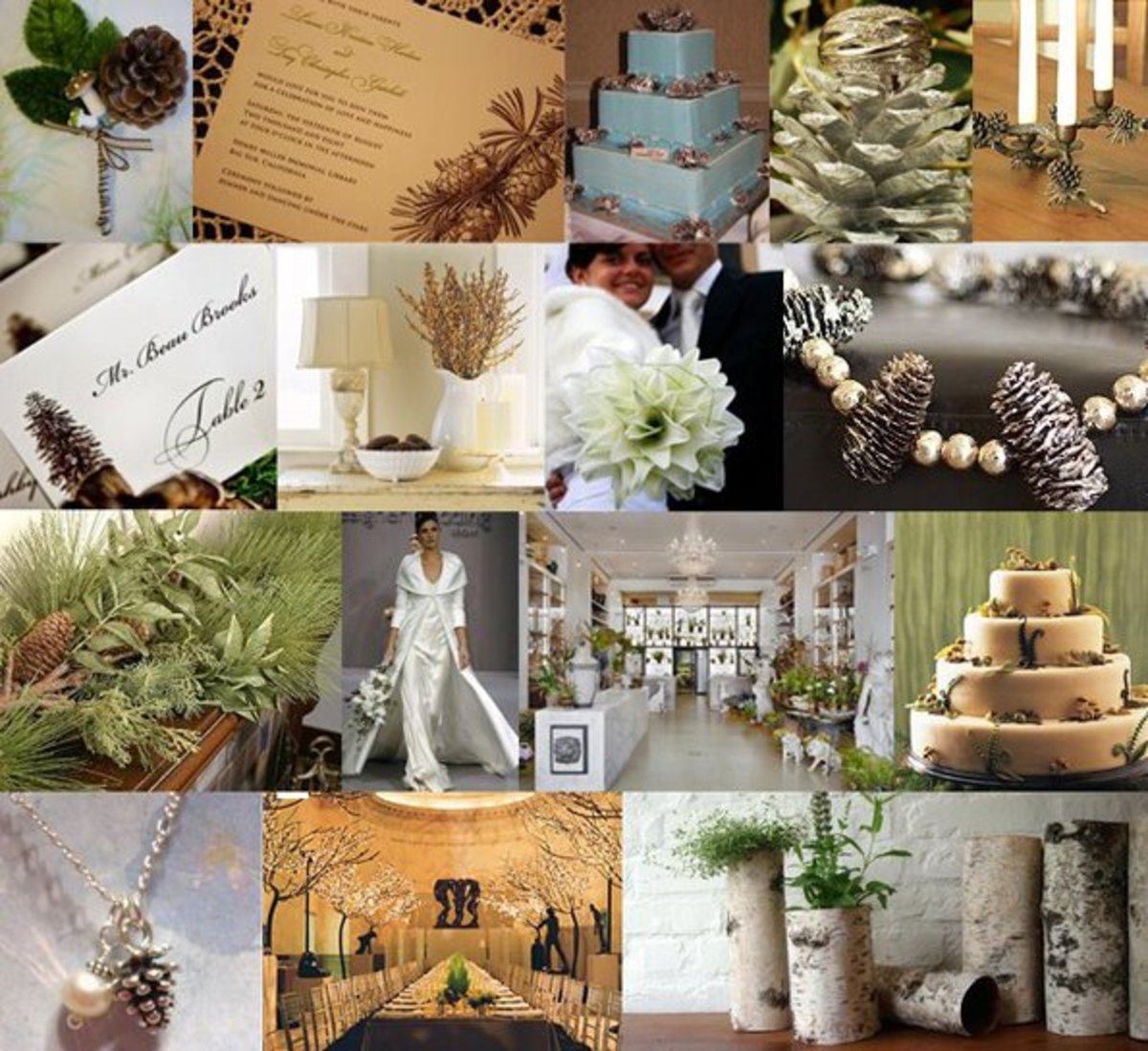 Winter Wedding Ideas by janices7