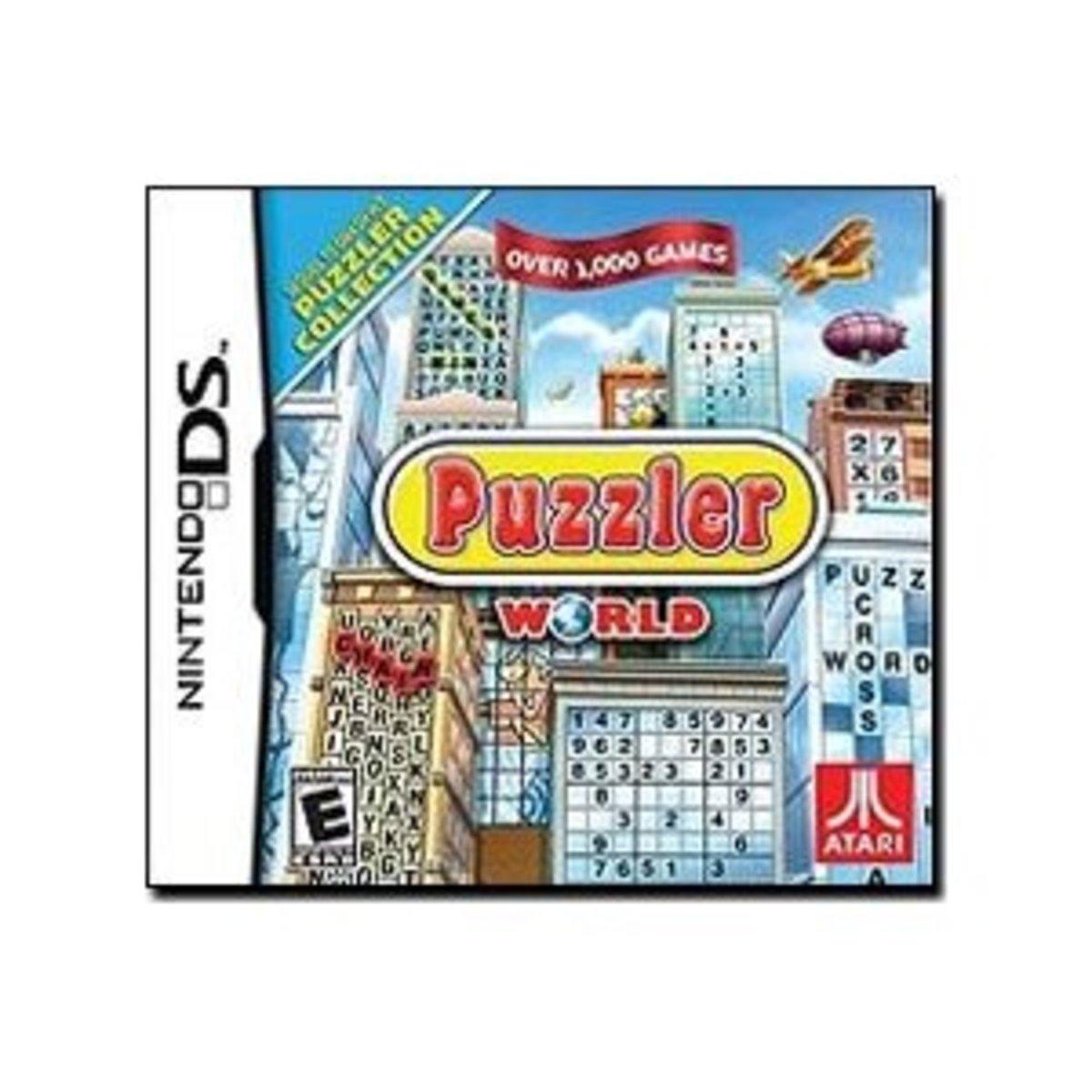 Puzzler World DSi XL Game