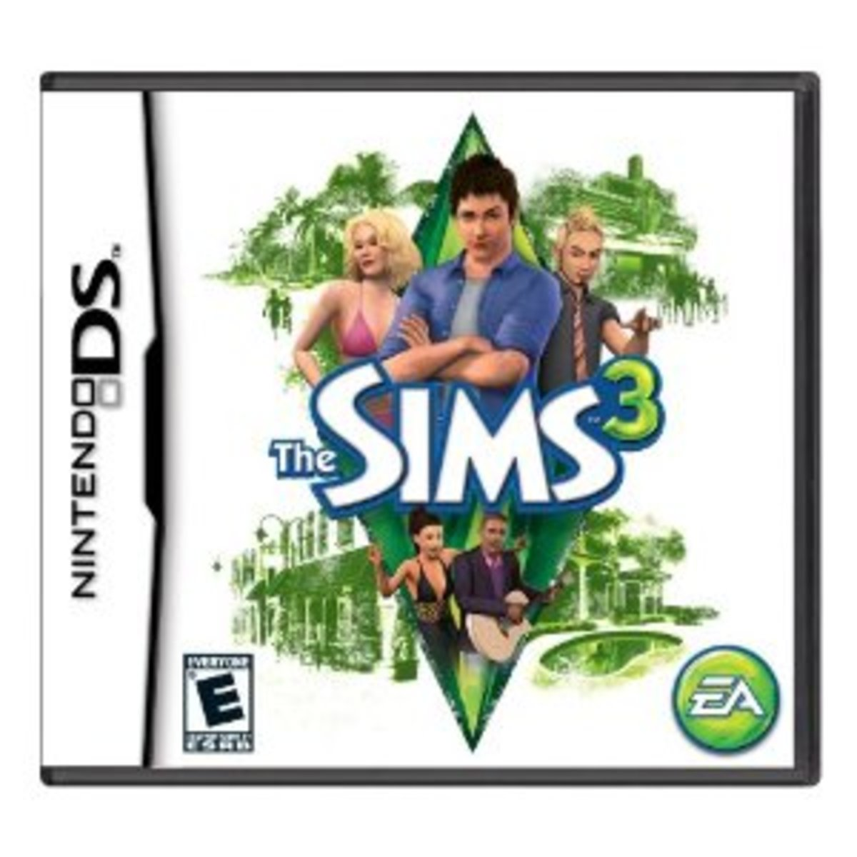 The Sims 3 DS Top DSi XL Games