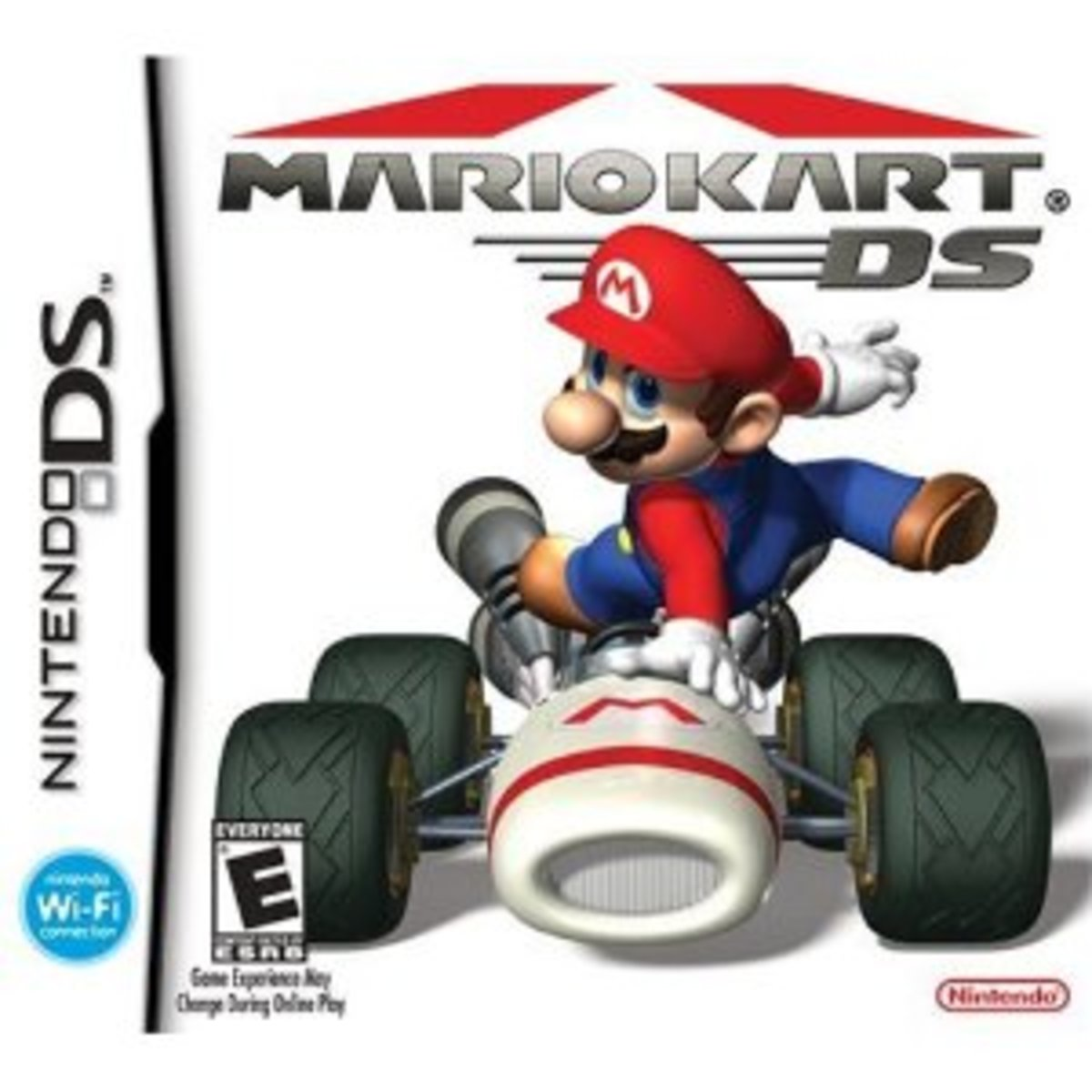 One of the Best DSi Games, Mario Kart DS.