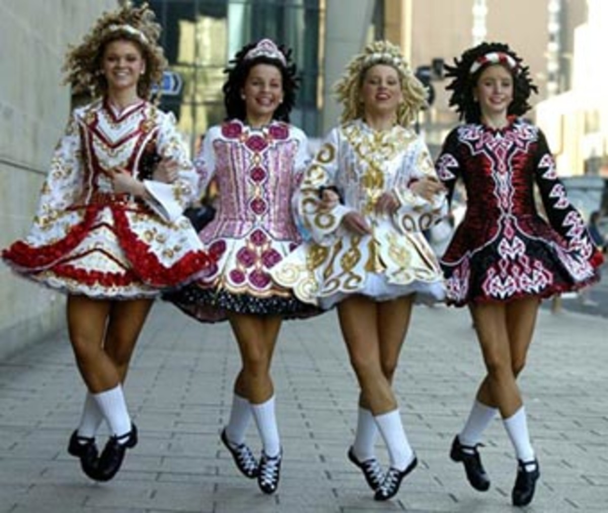 What is irish dance?