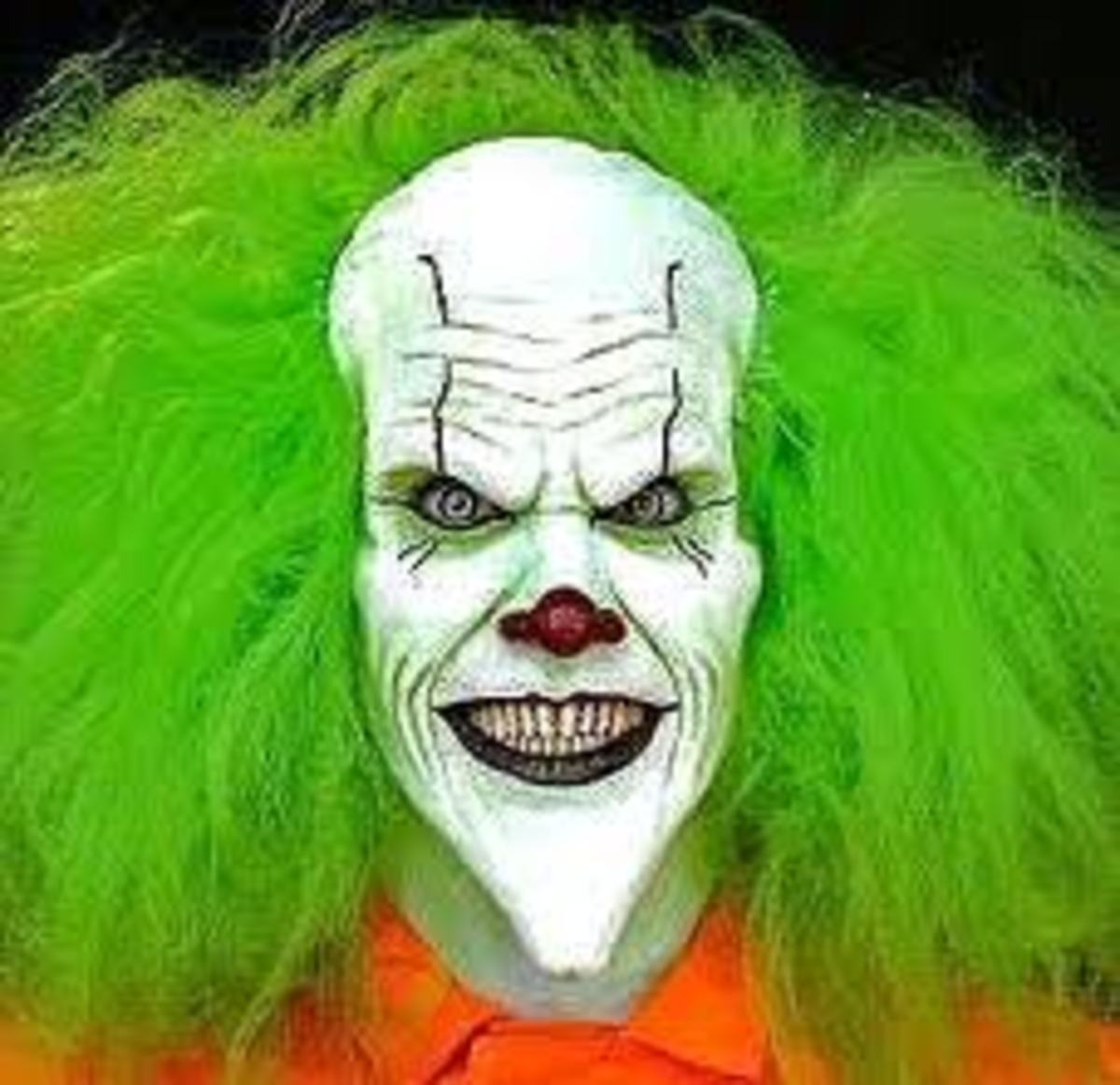 Midget Clown Urban Legend 114