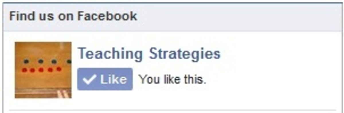 Teaching Strategies Facebook FanPage