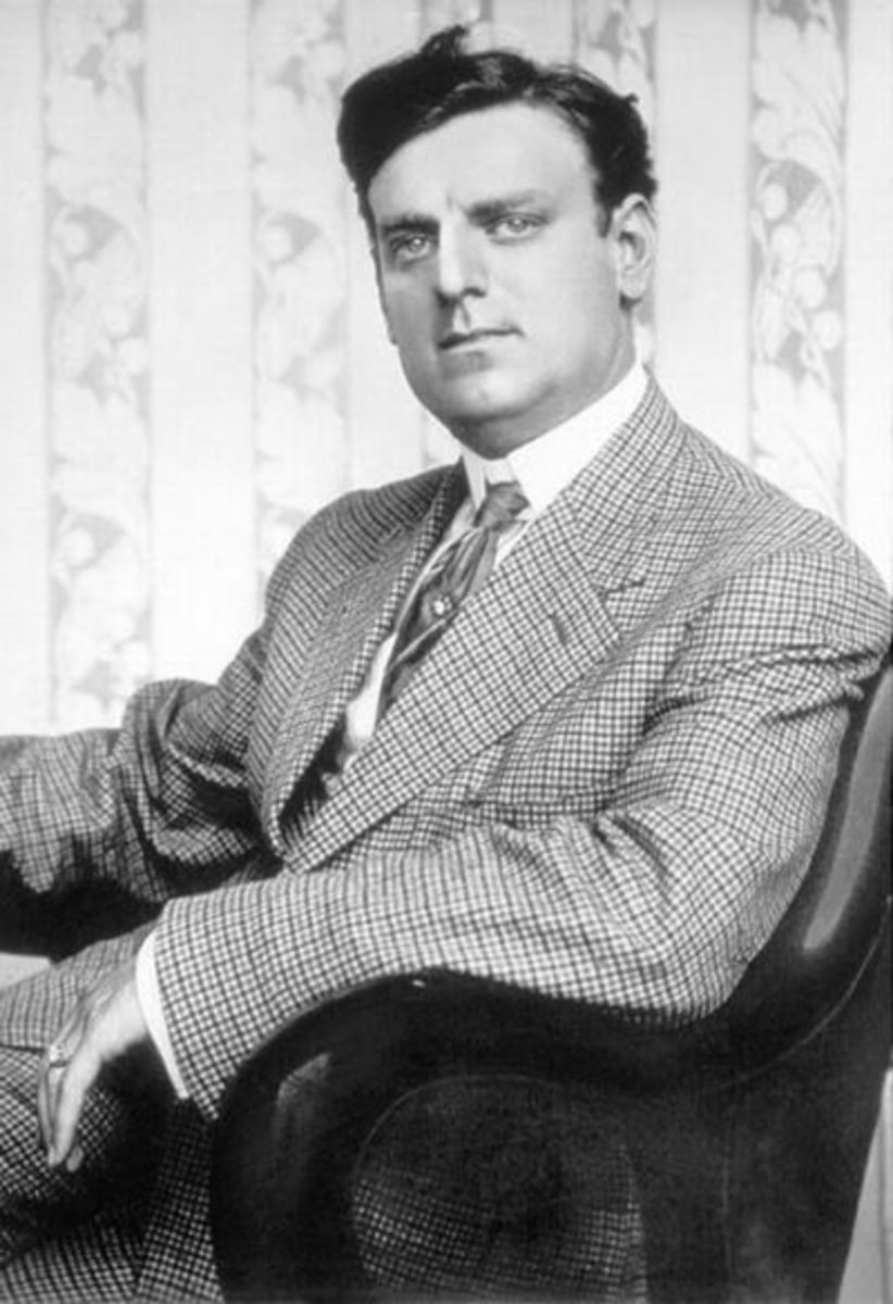 Gilbert M. Anderson - the world's first movie star