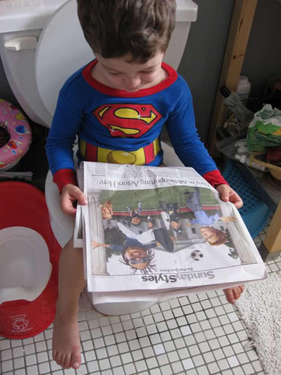 Un-Potty Training Your Kid