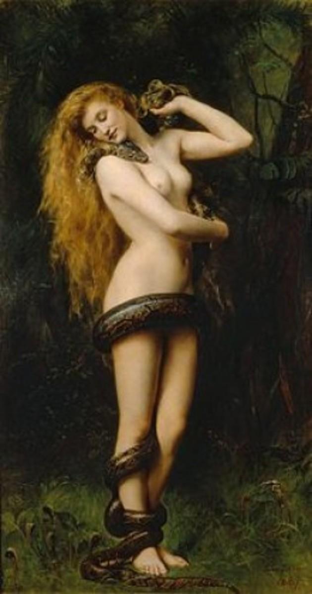 Adam's first wife