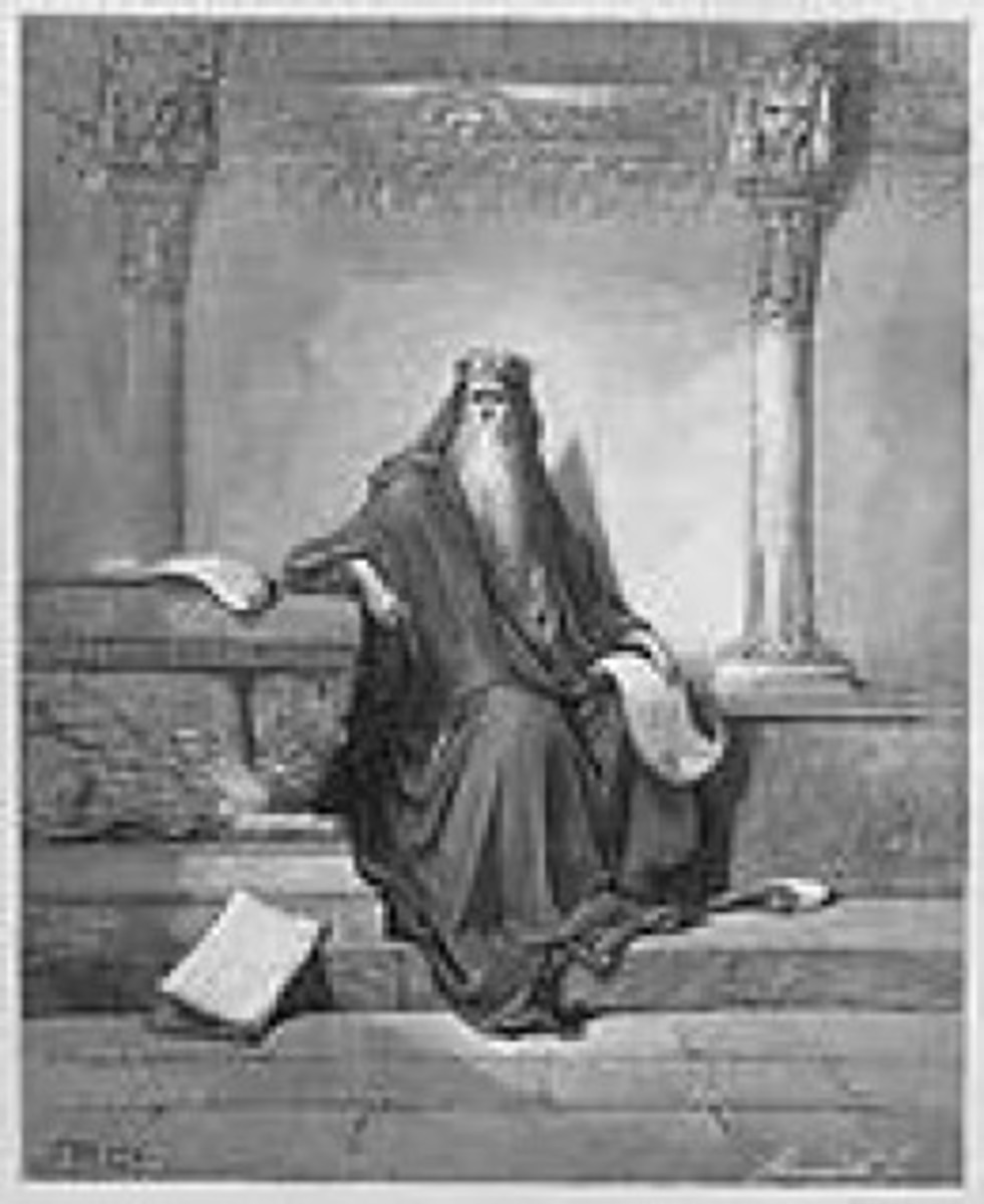 story of King Solomon the man