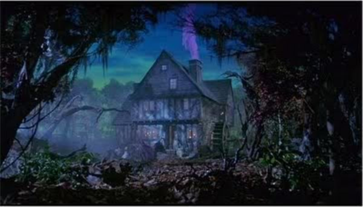 The Sanderson Sisters' House