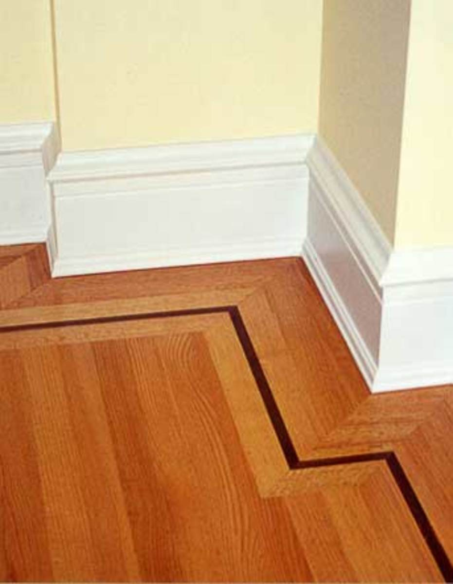 home improvements hardwood flooring decorative designs